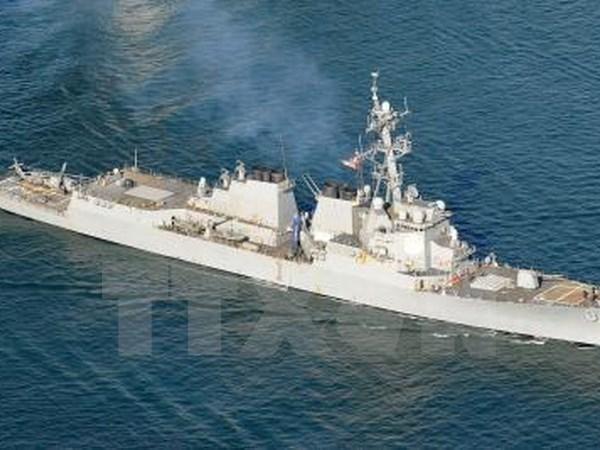 美国议员呼吁增加东海巡航次数 保障东海航行安全 hinh anh 1