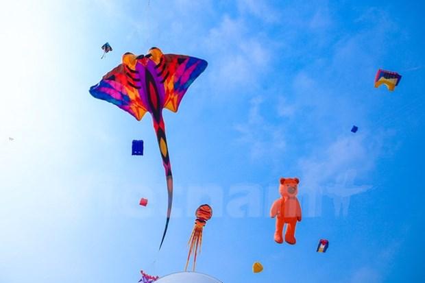 国际风筝节—风筝的交响乐 hinh anh 3