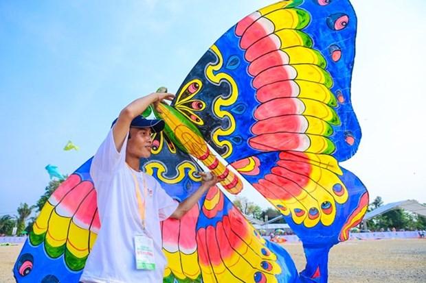 国际风筝节—风筝的交响乐 hinh anh 2
