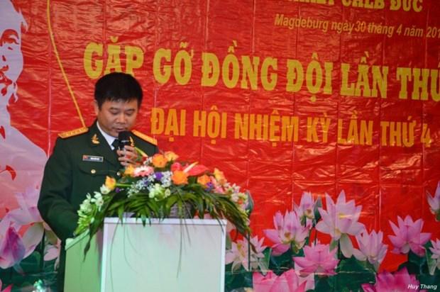 旅居德国越南人社群举行越南南方解放、国家统一41周年纪念活动 hinh anh 1