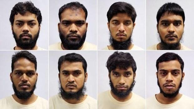 新加坡拘捕8名涉恐孟加拉国人 hinh anh 1