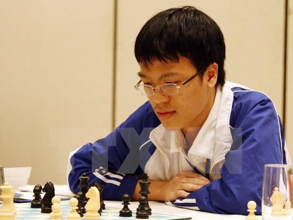2016年5月最新国际象棋男子等级分排名:黎光廉上升二位 hinh anh 1