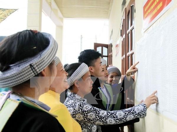 新一届国会和各级人民议会代表候选人与选民见面会自5月4日起在全国举行 hinh anh 1