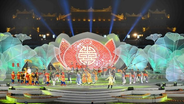 2016年顺化文化节精彩落幕 hinh anh 2