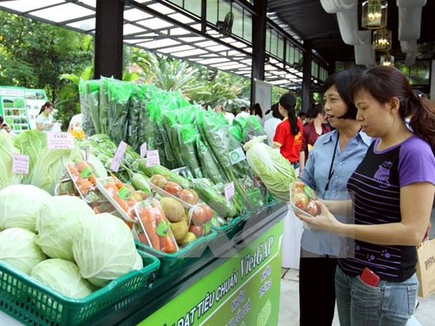 绿色农产品推介周将于本月6日至12日举行 hinh anh 1