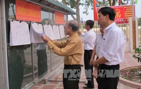 各省市积极为国会和各级人民议会换届选举做准备 hinh anh 1