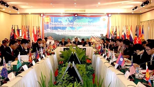 第十三次东盟政治安全共同体理事会会议在老挝召开 hinh anh 1