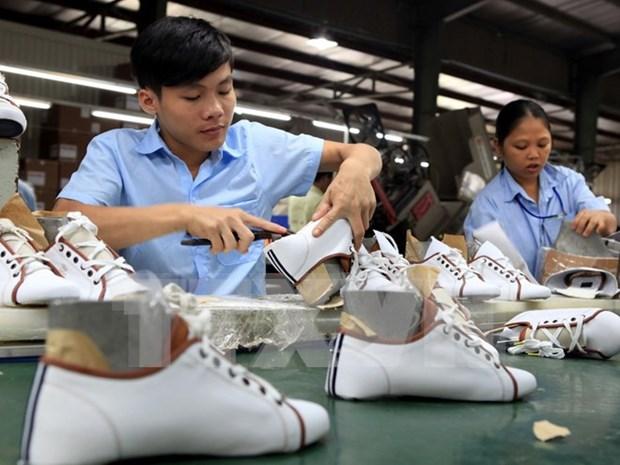 越南鞋类备受美国人青睐 hinh anh 1