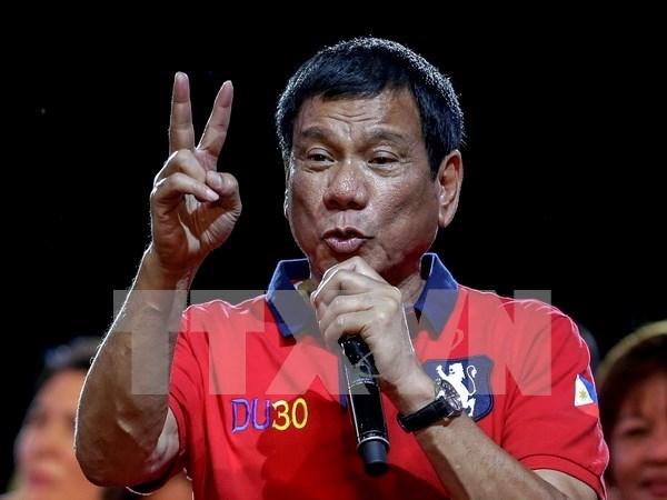 菲律宾举行全国大选 hinh anh 1