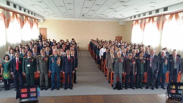 乌克兰越南老战士协会正式成立 hinh anh 1