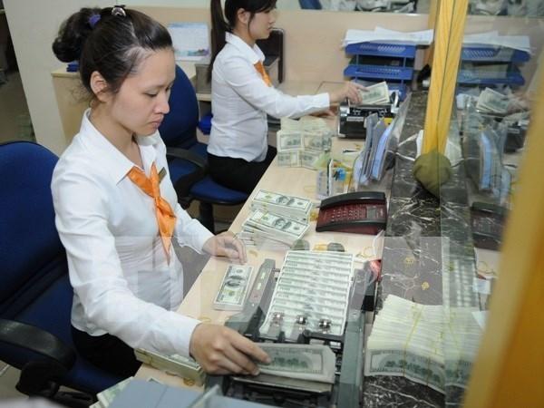 越南国家银行越盾兑美元中心汇率连续第四日呈上涨趋势 hinh anh 1