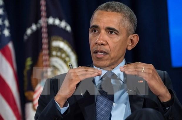 美国总统正考虑解除对越南的武器禁运 hinh anh 1