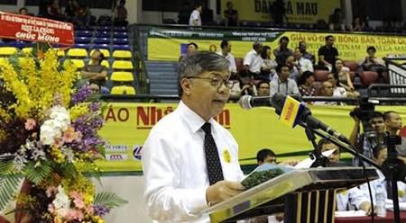 第34届《人民报》全国乒乓球锦标赛在越南胡志明市举行 hinh anh 1