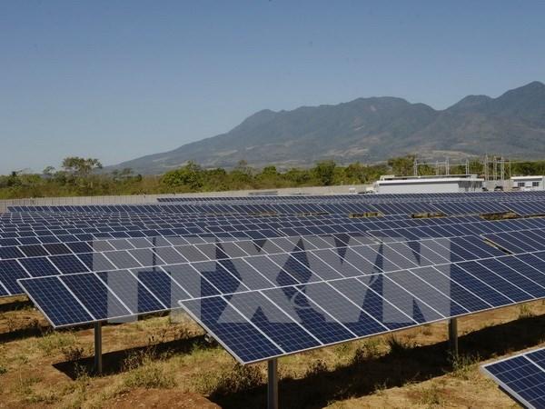 尽早完善鼓励发展太阳能发电项目的机制 hinh anh 1