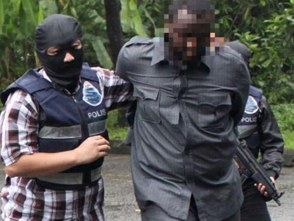 马来西亚警方逮捕22名恐怖嫌疑人 hinh anh 1