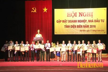 越南奠边省承诺为企业创造便利条件 hinh anh 1