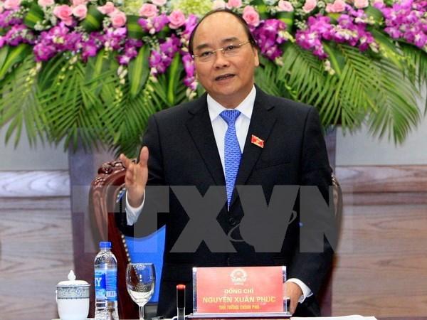 越南政府总理阮春福访问俄罗斯:加强越俄全面战略伙伴关系 hinh anh 1