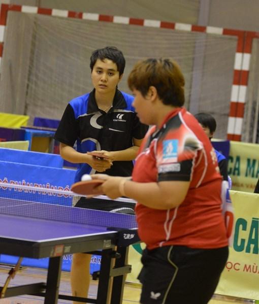 第34届《人民报》全国乒乓球锦标赛落下战幕 hinh anh 1