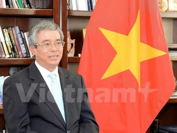 越南驻美大使:奥巴马总统此次访越进一步深化越美两国全面伙伴关系 hinh anh 1
