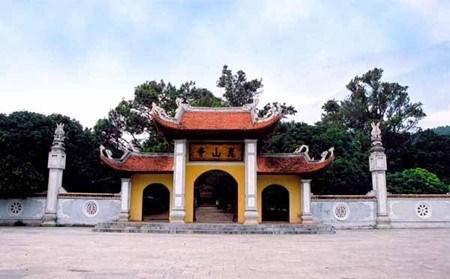 昆山寺——越南虔灵文化凝聚之地 hinh anh 1