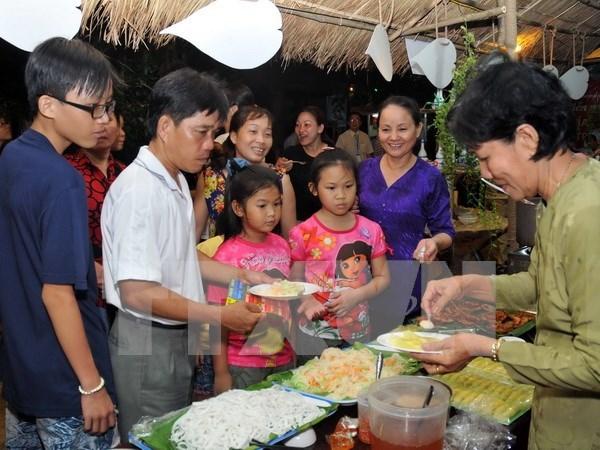 250多道美味佳肴亮相2016年第六次越南南方美食节 hinh anh 1