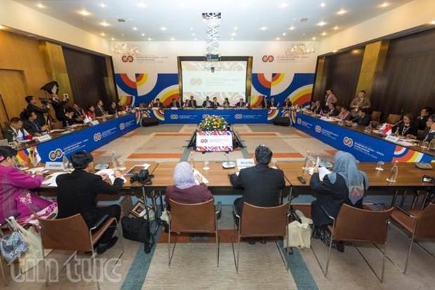 第一届俄罗斯—东盟文化部部长级会议拉开序幕 hinh anh 1