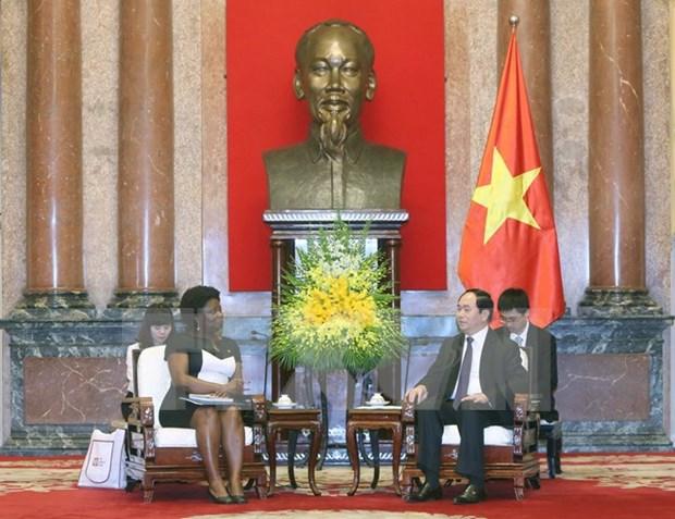 世行一向重视发展与越南的合作关系 hinh anh 1