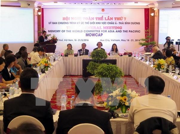 越南两项文献遗产入选亚太地区《世界记忆名录》 hinh anh 1
