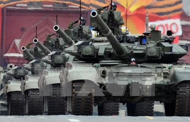 印尼与俄罗斯促进多领域合作关系 hinh anh 1