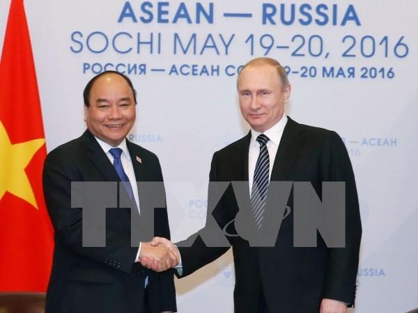 阮春福总理俄罗斯之旅为促进越俄全面战略伙伴关系发展注入新动力 hinh anh 3