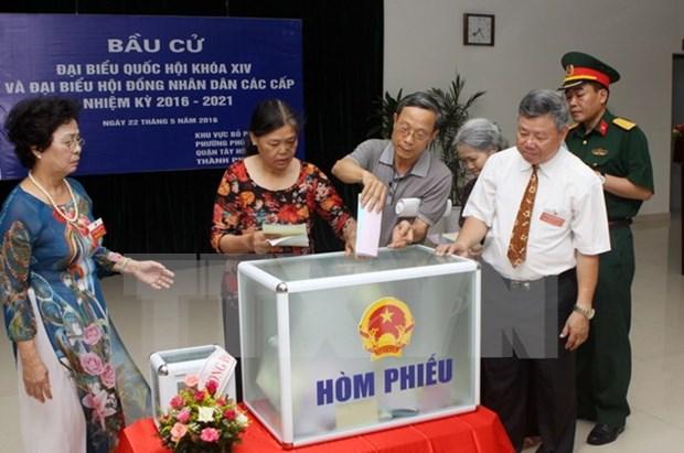 民选代表及其服务人民的行动计划 hinh anh 1