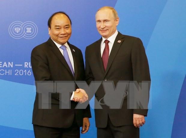 越南副外交黎怀忠:越南为俄罗斯东盟峰会作出积极贡献 hinh anh 1