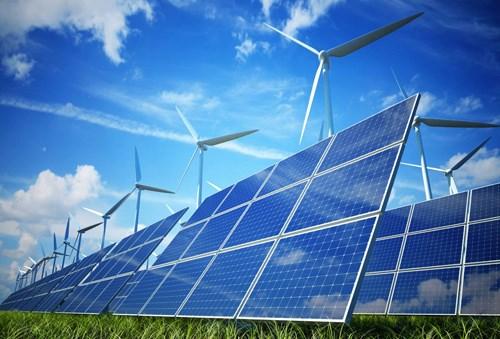 可再生能源——越南电力产业发展的未来 hinh anh 1