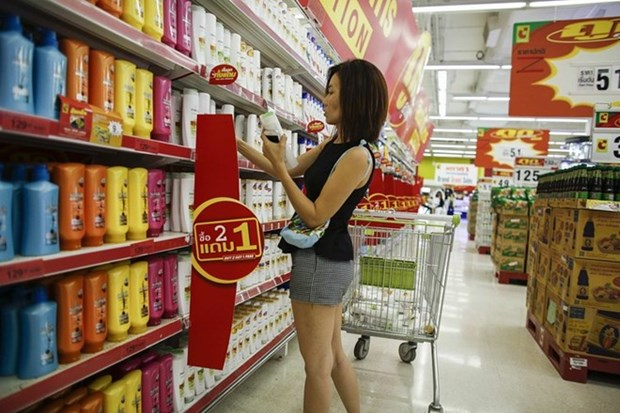 泰国经济增长创3年来新高 hinh anh 1