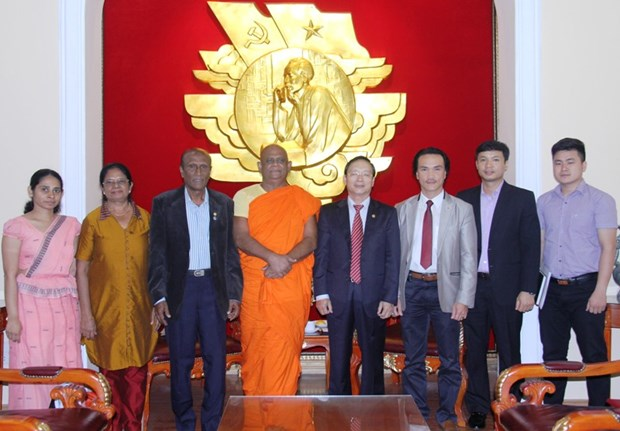 越南与斯里兰卡增进了解促进合作 hinh anh 1