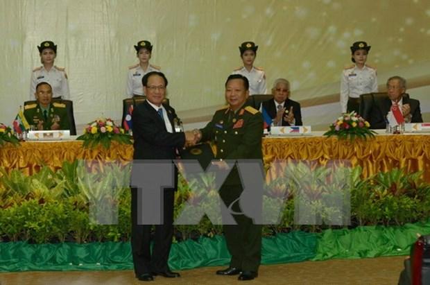 第十届东盟国防部长会议重申维护东海航行与飞越自由的重要性 hinh anh 1