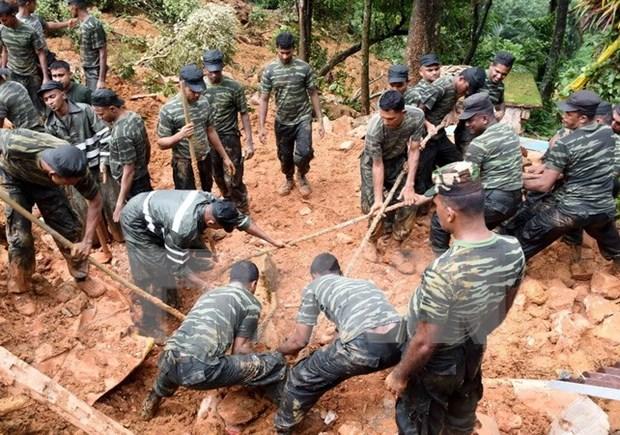 范平明就斯里兰卡发生洪灾和山体滑坡向斯里兰卡外长致慰问电 hinh anh 1
