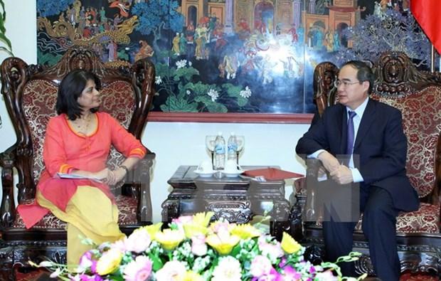 越南希望联合国继续协助实现可持续发展目标 hinh anh 1