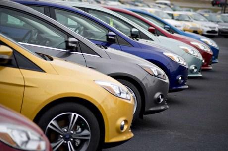 越南从泰国进口汽车量猛增 hinh anh 1