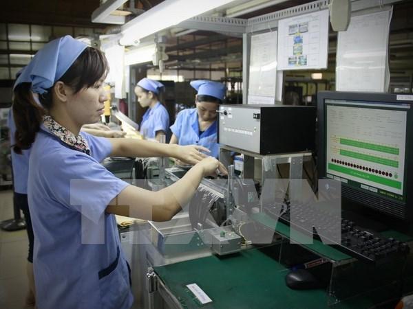 越南劳动者在东盟各国寻求就业机会 hinh anh 1