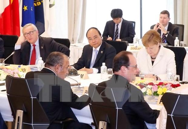 越副外长:越南重视并优先发展越日深广战略伙伴关系 hinh anh 1