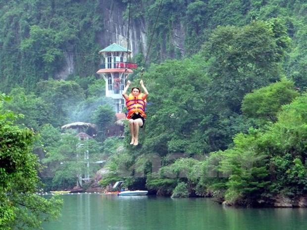 广平省采取多种措施刺激旅游业发展 hinh anh 1