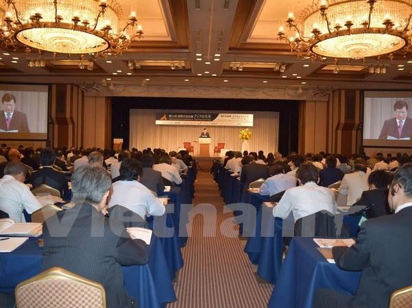 东盟秘书长黎良明:东盟正不断努力实现区域内部商品和服务自由流通目标 hinh anh 1
