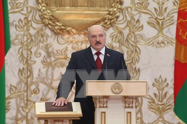 白俄罗斯正式批准欧亚经济联盟与越南自由贸易协定 hinh anh 1
