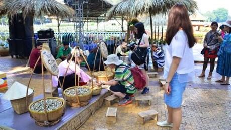 南方美食节成为胡志明市旅游业的特产 hinh anh 1