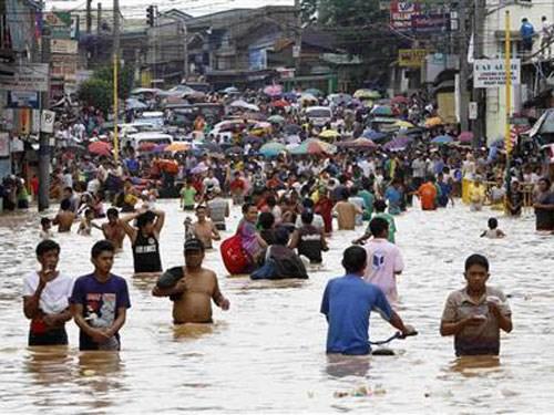 菲律宾推出减轻拉尼娜影响的计划 hinh anh 1