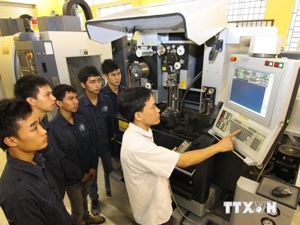 博世集团投入100万美元在越南进行职业培训 hinh anh 1
