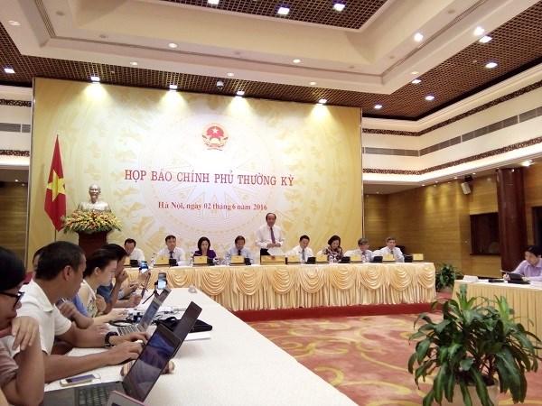 越南政府指导多领域不提高费用 保持宏伟经济稳定 hinh anh 1