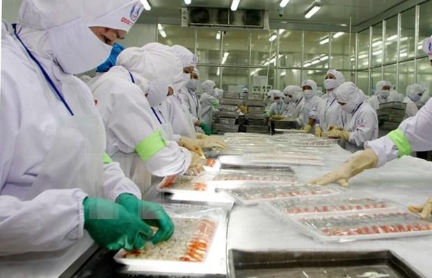越南与韩国加强食品加工领域的合作 hinh anh 1