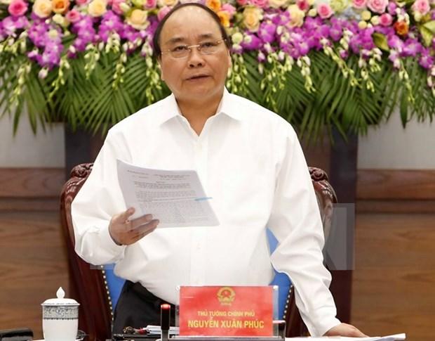 政府总理责成各部门制定2017年经济和社会发展计划 hinh anh 1